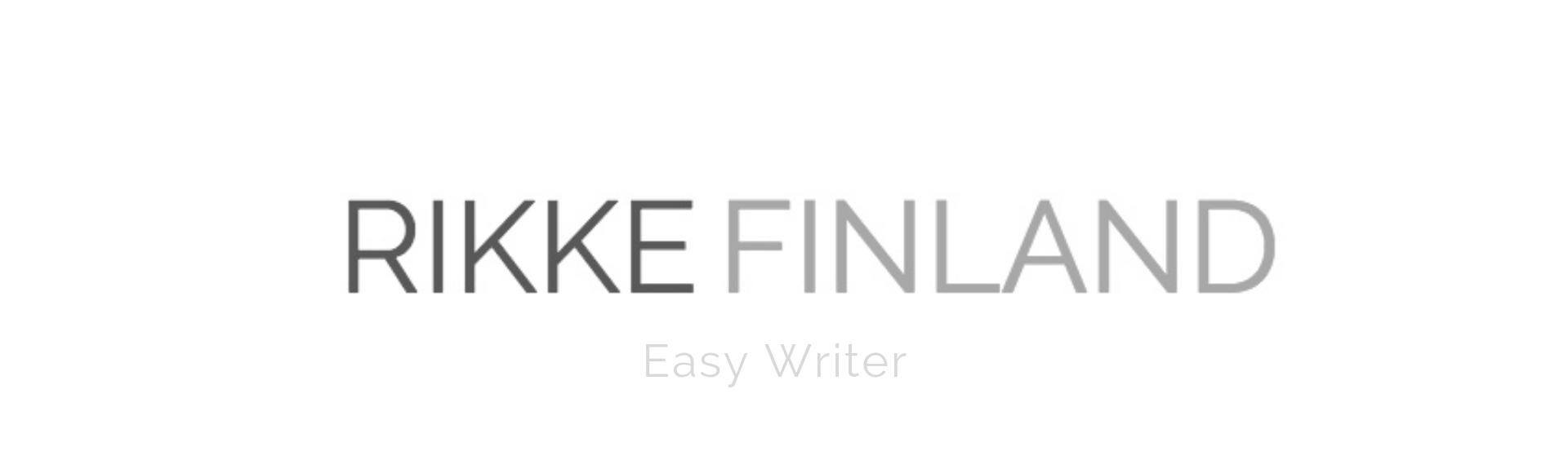 RIKKE FINLAND